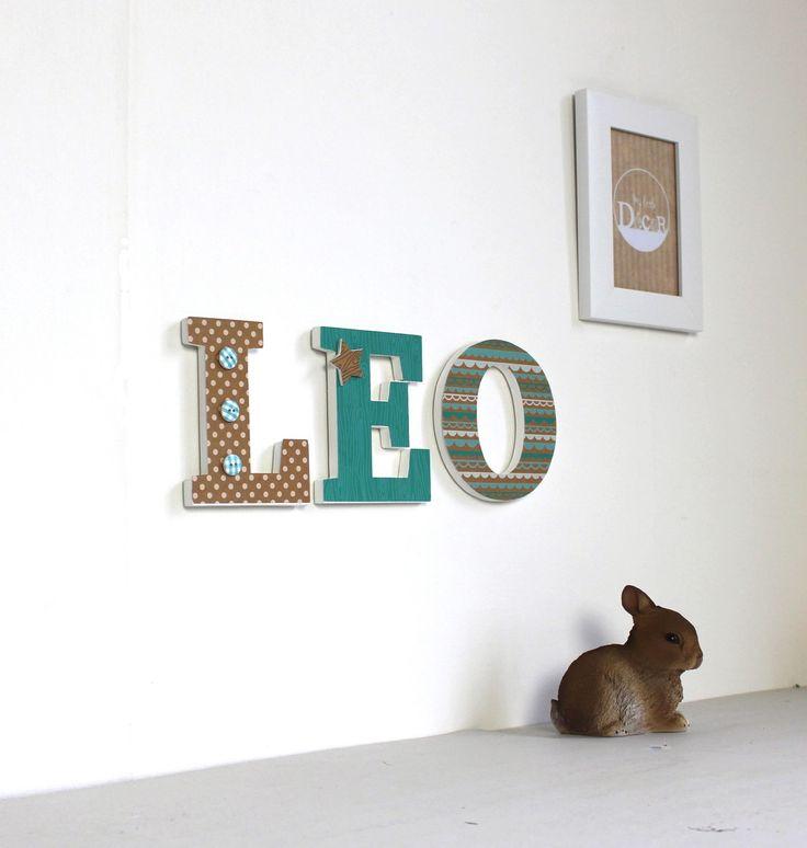 Les 25 meilleures id es concernant lettres en bois - Experte en composants 15 lettres ...
