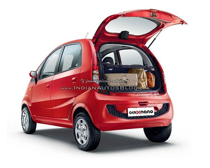 Tata Nano GenX with AMT to be launched in May http://blog.gaadikey.com/tata-nano-genx-with-amt-to-be-launched-in-may/