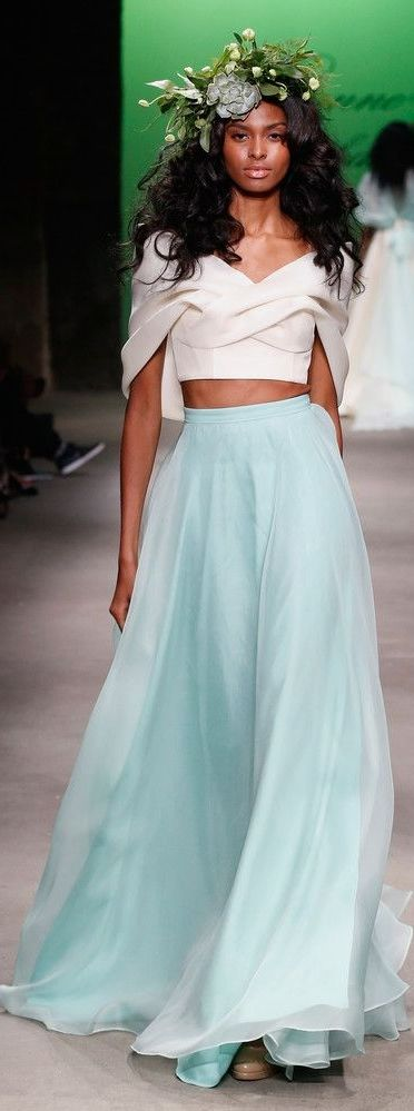 Leanne Marshall Spring 2016 ~ New York Fashion Week