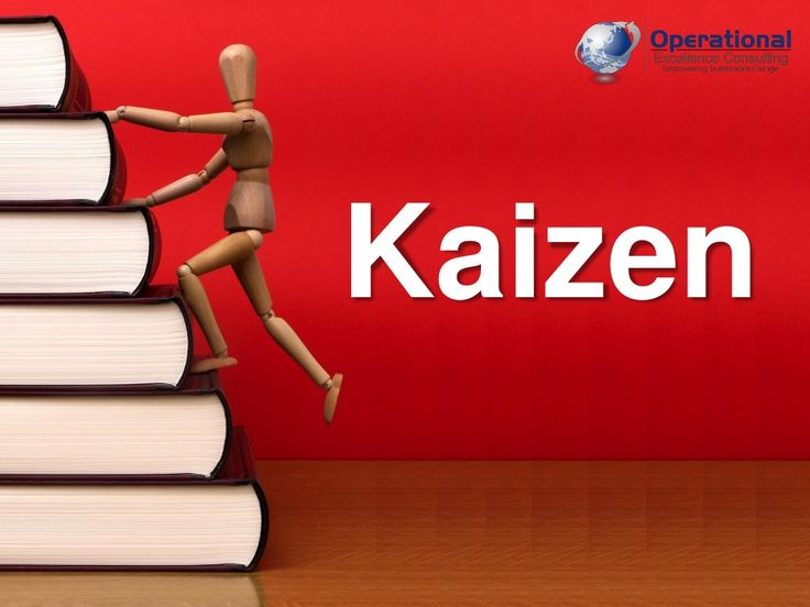 Kaizen by Operational Excellence Consulting by OPERATIONAL EXCELLENCE CONSULTING via slideshare