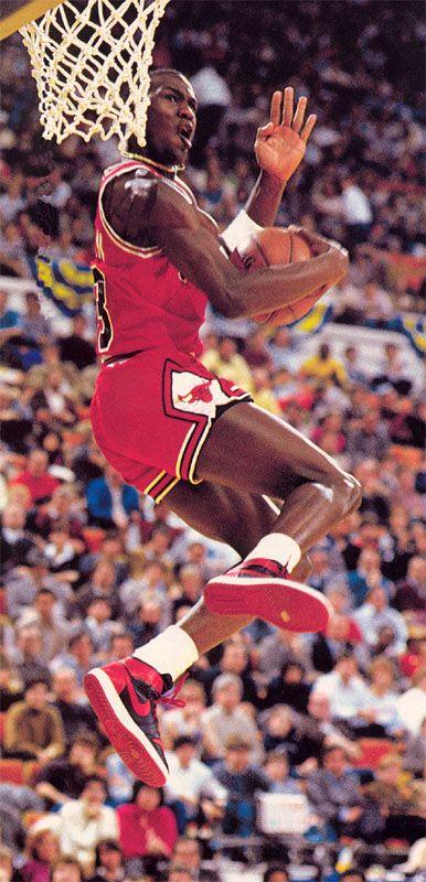 Rare Michael Jordan Rookie Photos