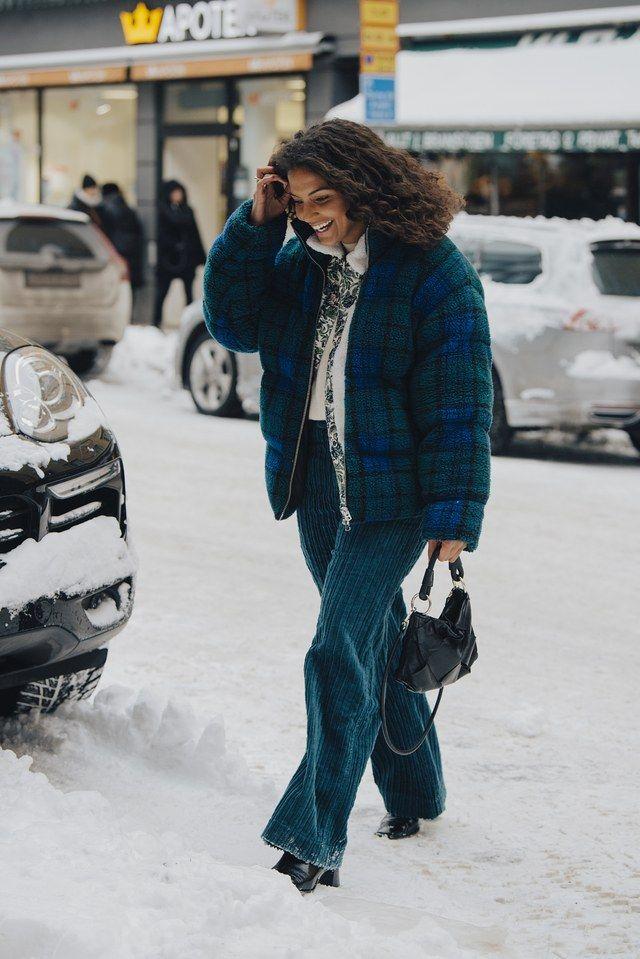 Street Styles Stockholm Fashion Week HerbstWinter 201920