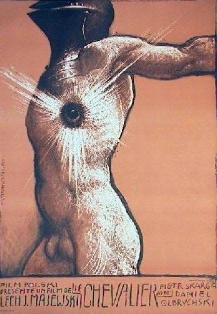 El cine de Solaris: Franciszek Starowieyski. (Franciszek Starowieyski (1930-2009), cartelista, diseñador gráfico y pintor polaco.)