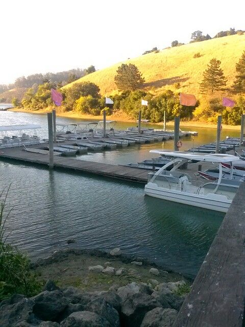 Lake Chabot San Leandro CA