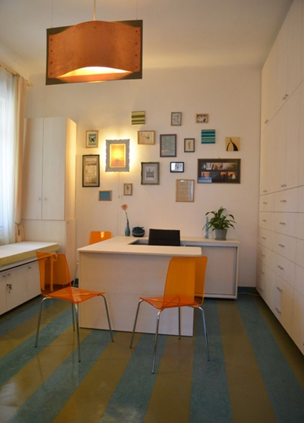 Linoleum natural Cabinet medical Cluj