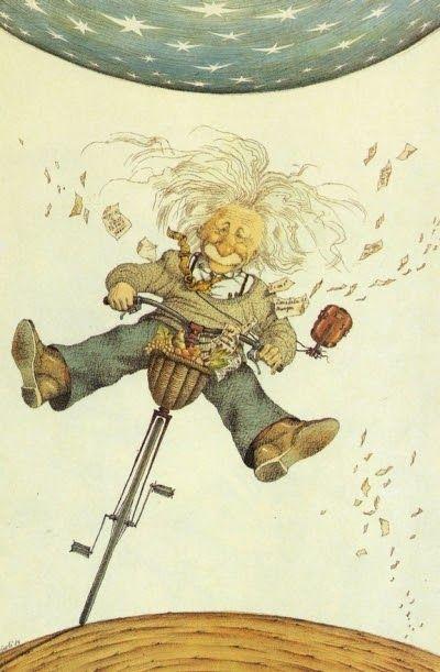Literatura i art: caricatures d'escriptors de Tullio Pericoli