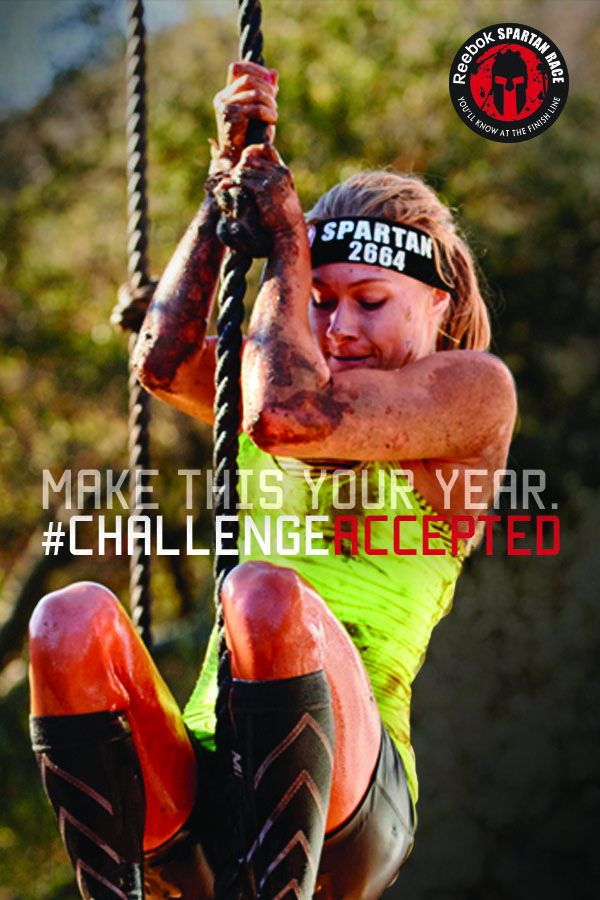 With more races, more obstacles, and more TRIFECTA chances, this will be the best year in Spartan history. Now is the perfect time to sign up for a Spartan Race. #challengeaccepted