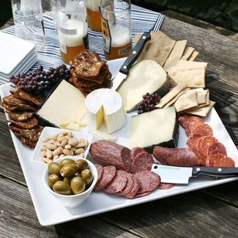 Throw an Antipasto Party