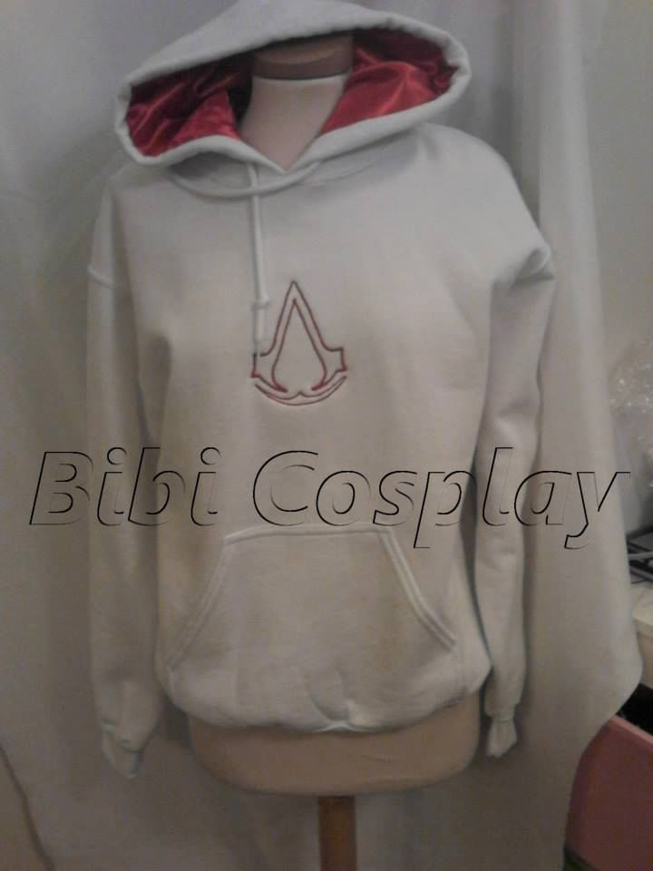 COSPLAY - ASSASIN'S CREED- felpa-Taglia S