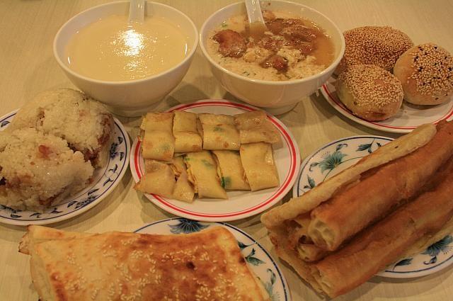 阜杭豆漿[フーハン・ドゥジャン] | 台湾グルメ・レストラン-台北ナビ