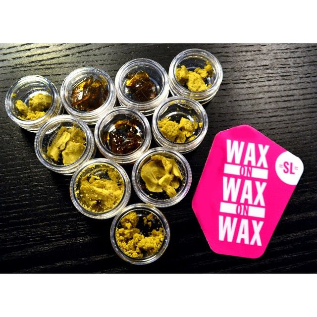 Wax on wax on wax! Rec: 1g $30 2g $50 Med: 1g $15 2g $25  #Wax #Errl #Dabs #Terps #Shatter #Extracts #420 #Friday #Denver #Colorado #Celebrate #Mmj #Rmj #Weedstagram #Dabstagram #Fierce420