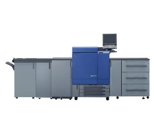 The bizhub PRESS C8000 #ColorDigitalPress delivers high performance at incredible flexibility for any workflow. Check it out!