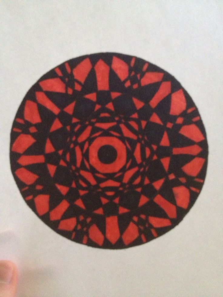 harmony (black and red)