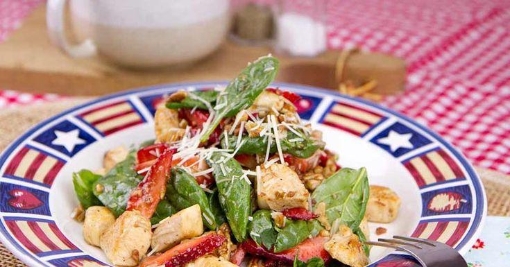 The 25+ best Warm chicken salad ideas on Pinterest | Hot ...