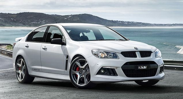 HSV have produced a performance vehicle which feels just at home on the race track as it does on the daily commute to work, making it ideal for the enthusiast looking for a great all-round car with plenty of muscle to flex. Read our full review here: https://gorapid.com.au/resources/car-reviews/2015-hsv-clubsport-r8-review/