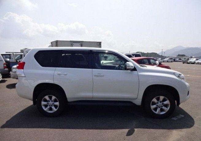 Toyota Land Cruiser Prado For Sale Classic Cars Toyota Land
