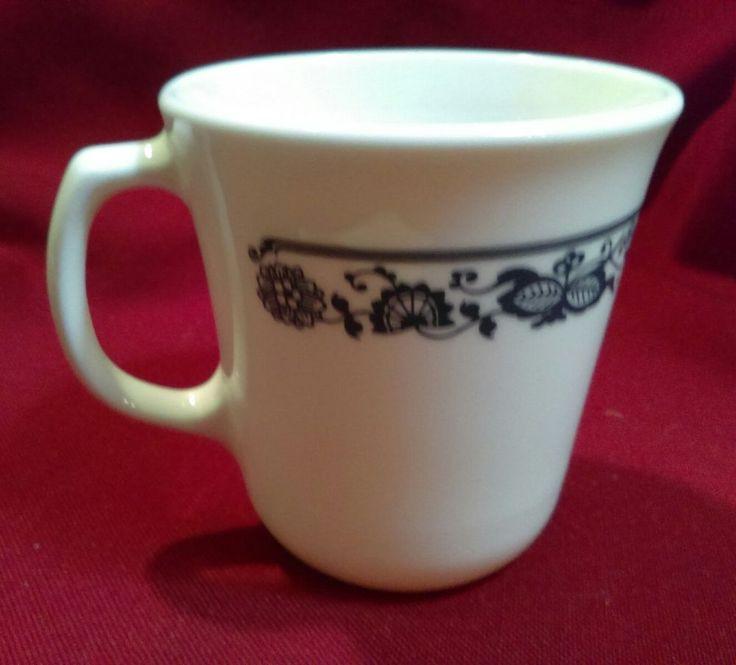 Corelle Corning Old Town Blue Onion Coffee Tea Mug Cup #CorelleCORNING