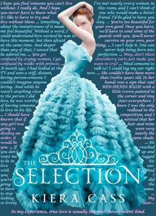The Selection Quotes. My favorite book of all times