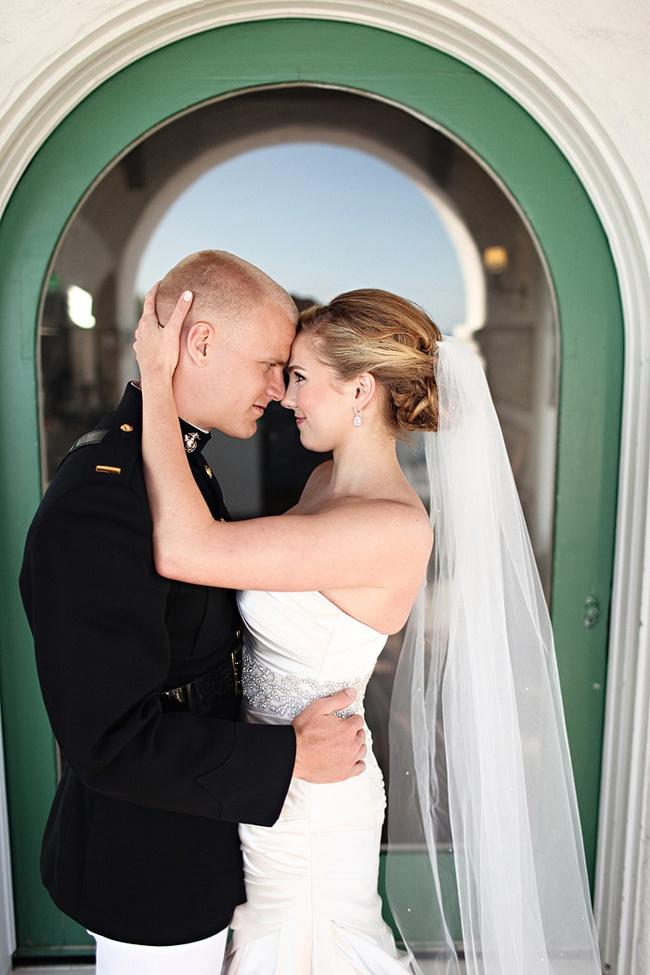 Rally Point - Marine Corps Wedding #military wedding #wedding #marines