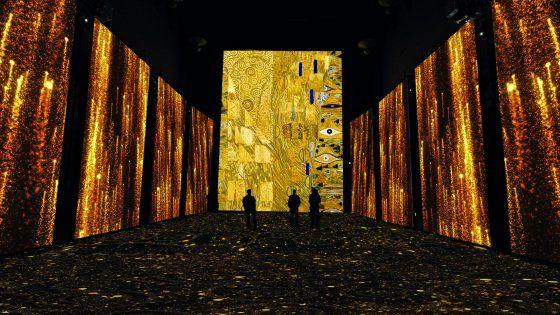 Proiettori laser, maxi schermi, visori di realtà virtuale. Dopo il successo di Van Gogh Alive, apre (da oggi) un'altra mostra multimediale a