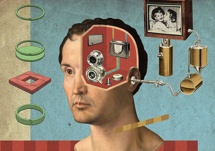 Randy Mora is a talented Colombian illustrator working primarily with digital collages. His client list includes names such as Wired and The Guardian and his incredible work has been exhibited internationally in New York, Stockholm and Hong Kong. More collages via YCN