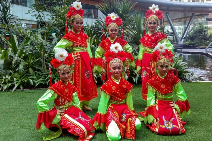 Dance Competition-Betawi Dance