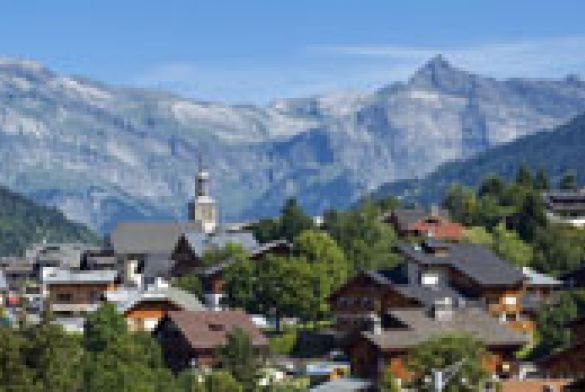 Day 2a: LES CONTAMINES MONTJOIE - France Montagnes - Official Website of ...