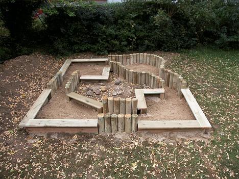 Die 25+ Besten Ideen Zu Kinder Sandkasten Auf Pinterest ... Sandkasten Selber Bauen Ideen Tipps Garten Kinder Spiel