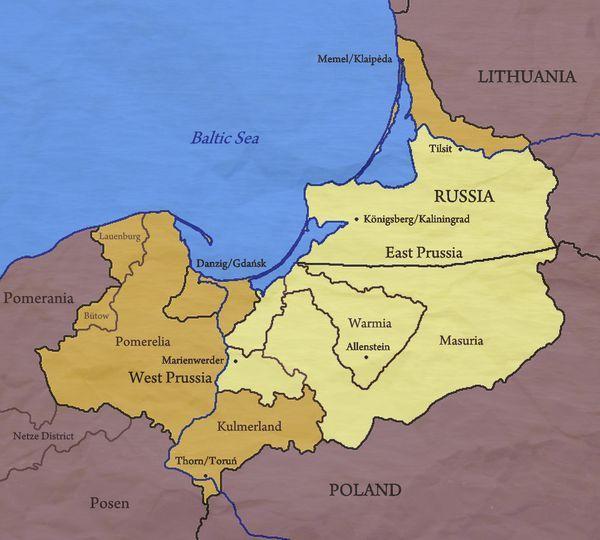 Prussia Region By Lehnaru On Deviantart With Images