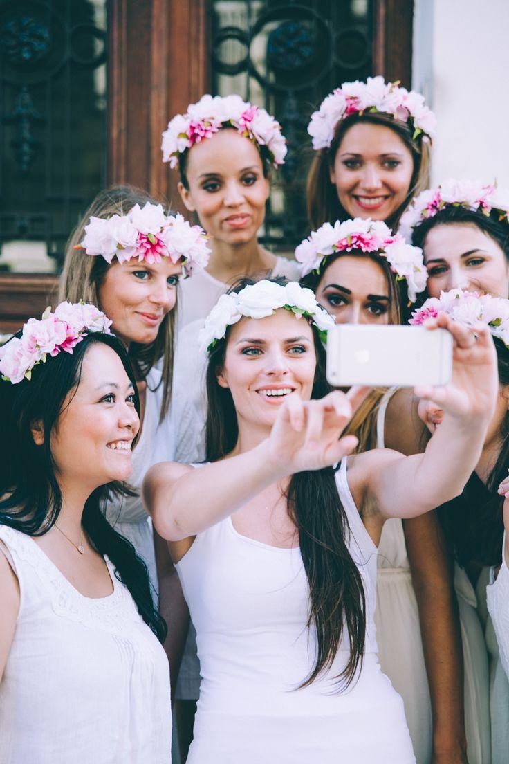 Bachelorette selfie