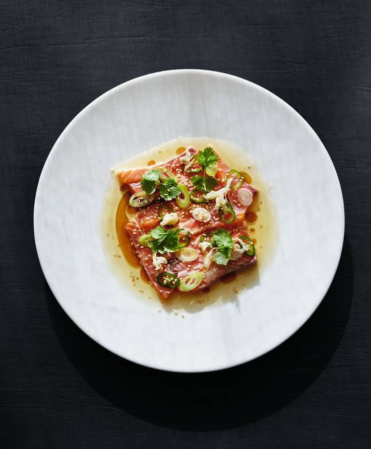 Ørjan Johannessens beste oppskrifter på laks - DN.no