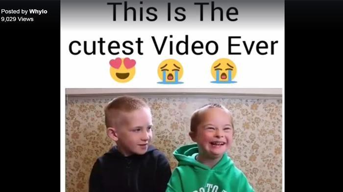 Video Kakak Adik - Lihat Ini, Kamu Bisa Ketawa, Sedih dan Nangis!