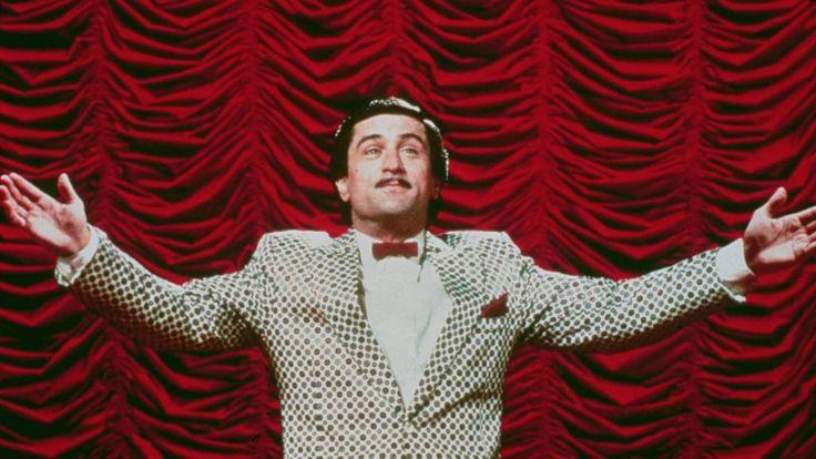 Con El rey de la comedia Martin Scorsese se consolida como director y artista que señala las obsesiones mediáticas de la sociedad estadounidense moderna