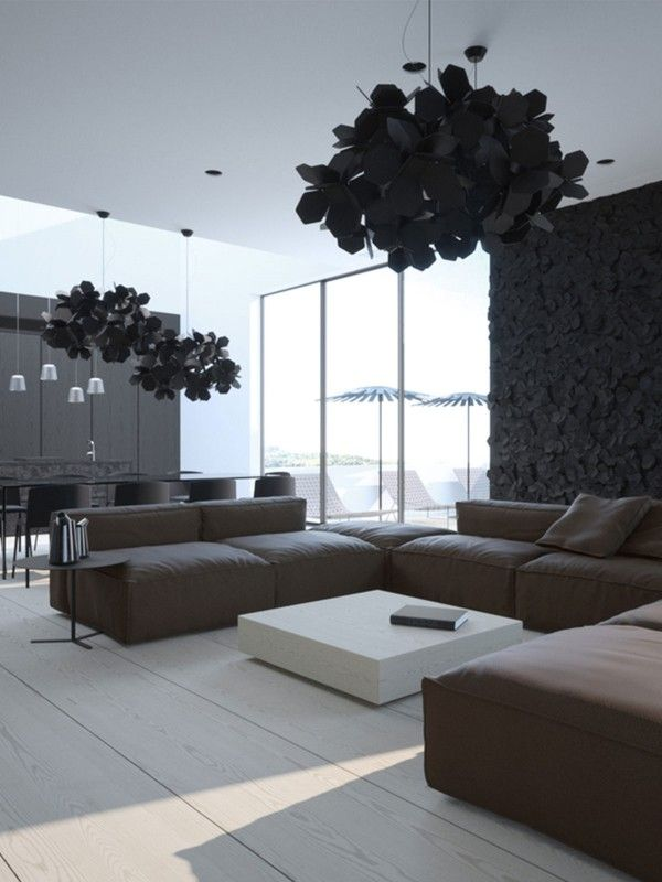 Wouldn't want this but it is very beautiful #Minimalis Modern Apartment