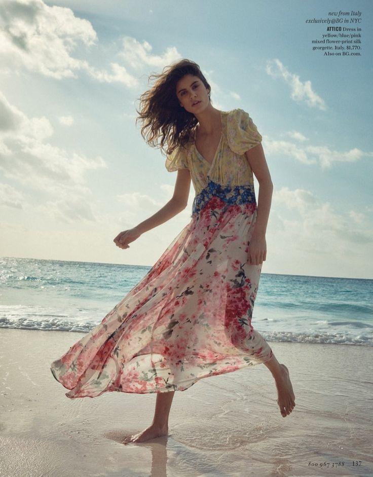 Bergdorf goodman spring-summer 2017 women's outfit ideas