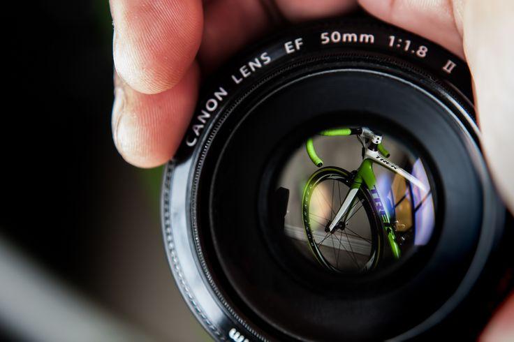 Canon 50mm 1.8 / Trek Madone 6.9 SSL