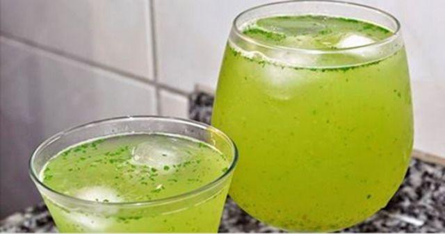 Natūralus gėrimas kuris per 5 dienas pašalins patinimus