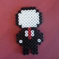1000 Images About Perler Beads Halloween Skulls Etc On