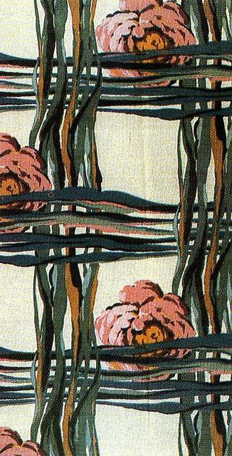 sneaky florals // Warner & Sons ltd 1918