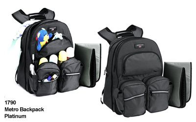 cheap diaper bags for boys | Sadly, I've found this particular backpack is discontinued. But I ...