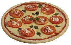 Cardápio Mister Pizza - Pizza Margherita