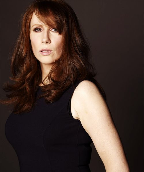 Catherine Tate Sexy, Funny, Funny woman. Best character work in the business. Period.
