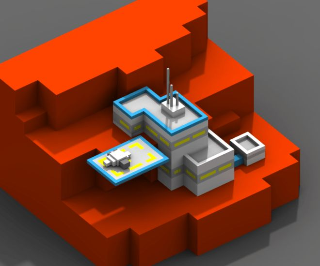 Nes Games Rendered In 3d From Pixel To Voxel – Migliori Pagine da