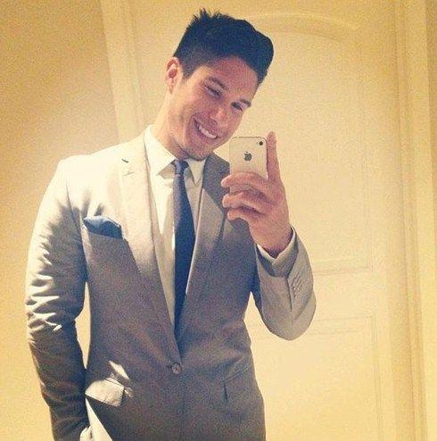 "He is just so perfect looking... Jesus Alberto Miranda Perez | 'El Chino"""