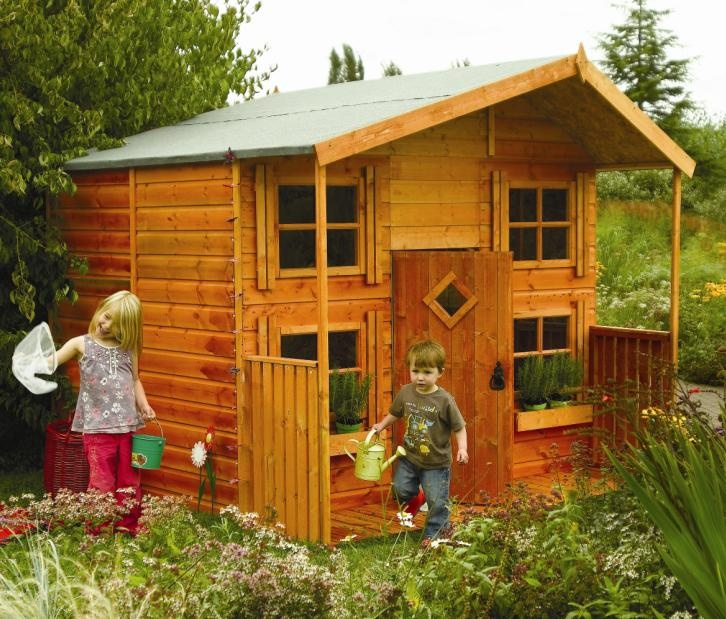 17 best images about playhouses for children on pinterest for Cheap outdoor playhouses