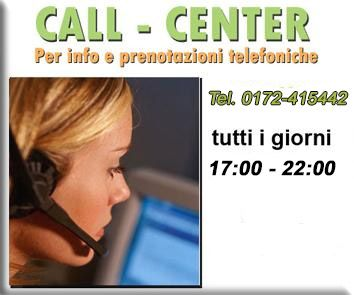 Call Center Pizza Si Bra