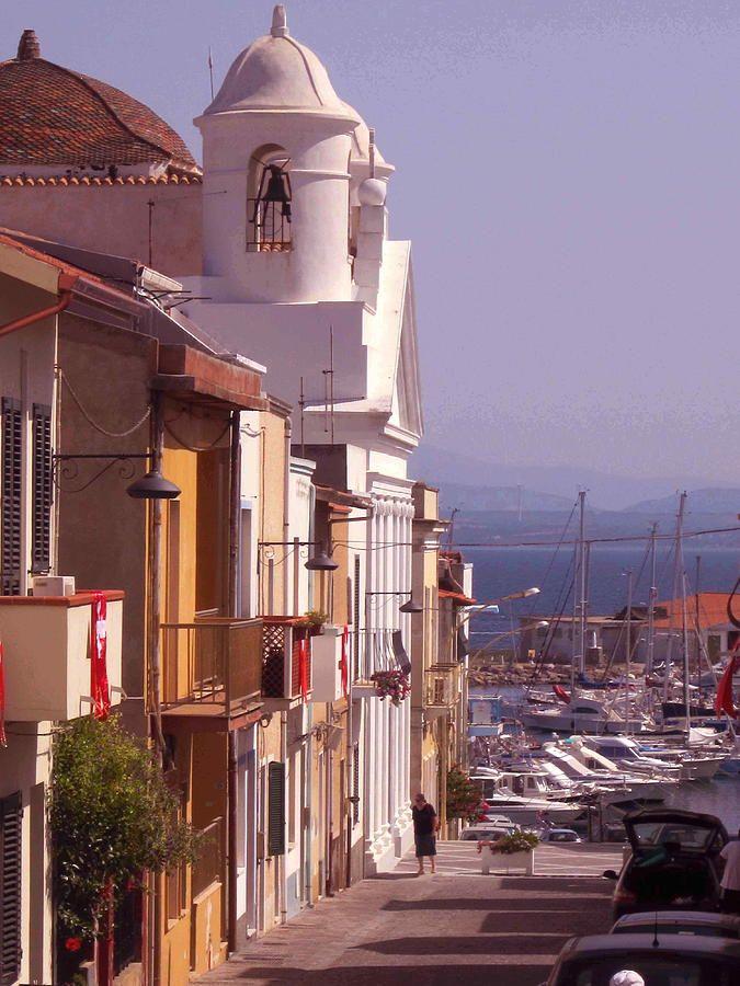 Calasetta, Sardinia, Italy