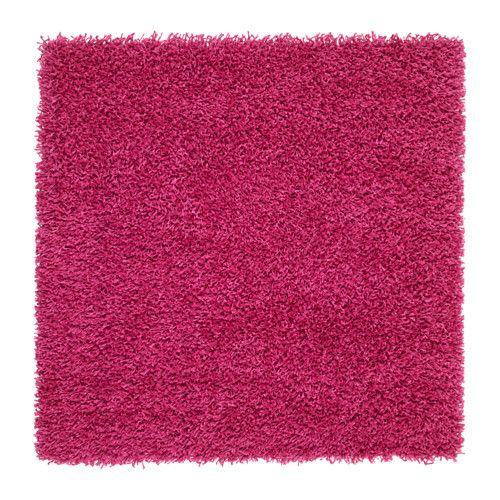 HAMPEN Teppich Langflor IKEA Aus Synthetikfasern und daher robust, fleckabweisend und leicht zu reinigen.