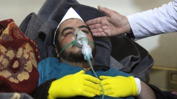 Potencias llevan a Siria a la ONU por ataque químico
