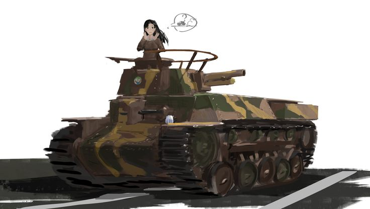 「九七中戦」/「Xx_sidneySORA」のイラスト [pixiv]